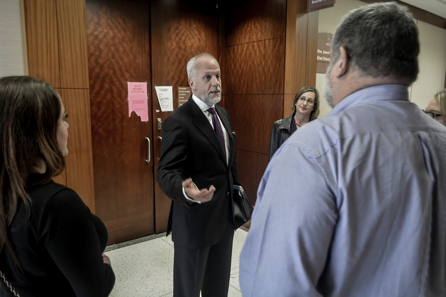 Houston Criminal Defense Attorney Mark Bennett